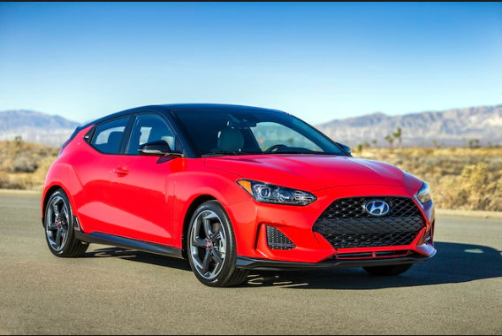2019 Hyundai Veloster Owners Manual