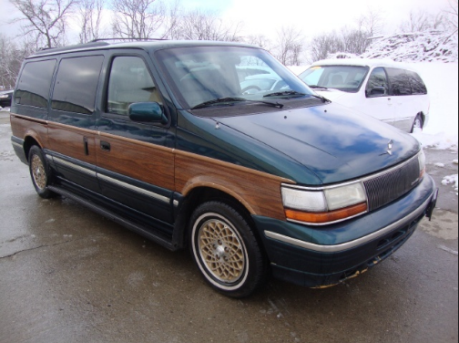 1994 Chrysler Town & Country Owners Manual