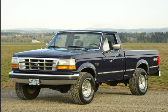 1994 Ford F-150 Owners Manual