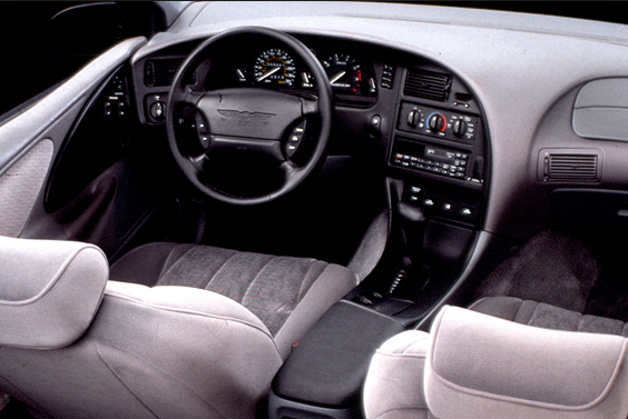 1994 Ford Thunderbird Interior and Redesign