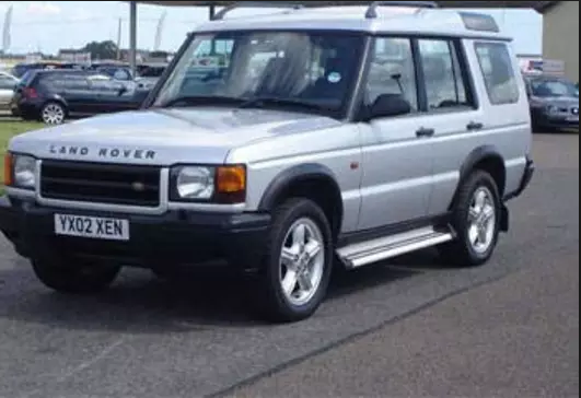 1994 Land Rover Discovery Owners Manual