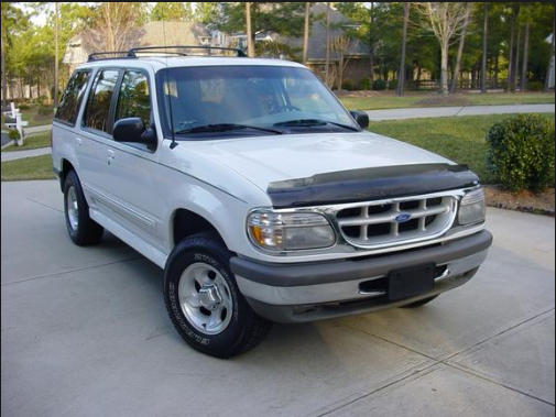 1995 Ford Explorer Owners Manual