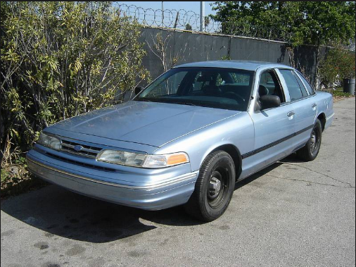 1997 Ford Crown Victoria Owners Manual