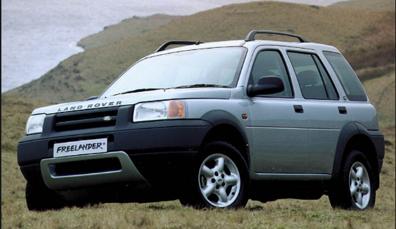 1998 Land Rover Freelander Owners Manual