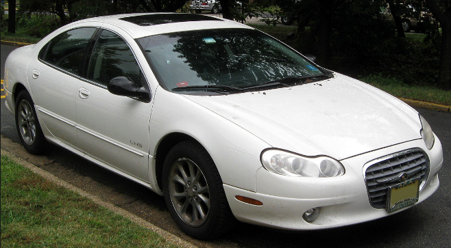 1999 Chrysler LHS Owners Manual