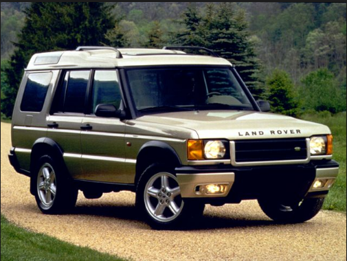 1999 Land Rover Discovery Owners Manual