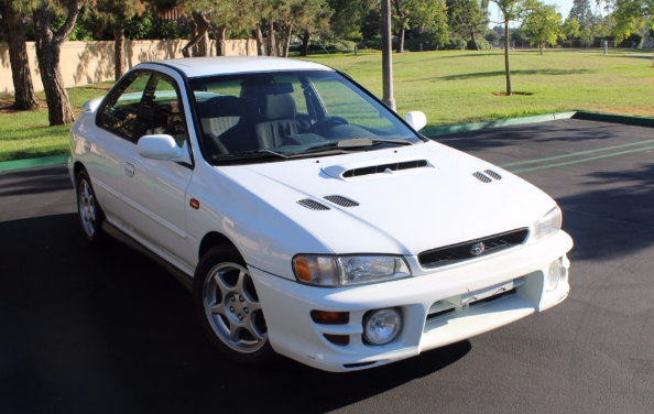 2000 Subaru Impreza Owners Manual