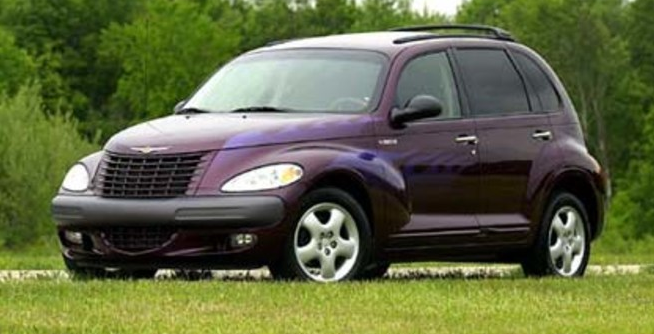 2002 Chrysler PT Cruiser Owners Manual