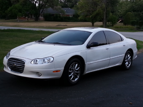 2003 Chrysler Concorde Owners Manual