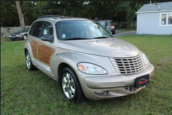 2003 Chrysler PT Cruiser Owners Manual