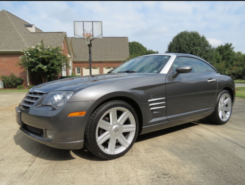 2004 Chrysler Crossfire Owners Manual