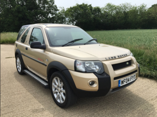 2004 Land Rover Freelander Owners Manual