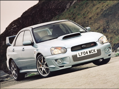 2004 Subaru Impreza / WRX Owners Manual