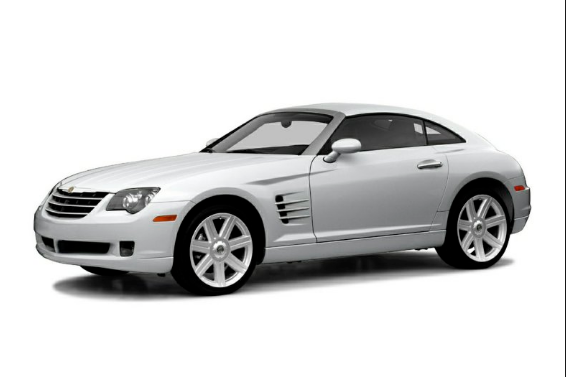 2005 Chrysler Crossfire Owners Manual