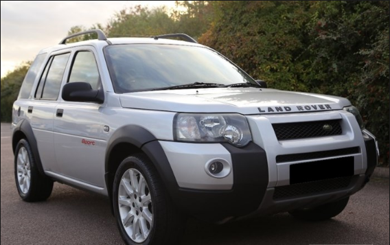 2005 Land Rover Freelander Owners Manual
