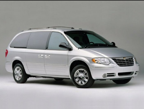 2006 Chrysler Town & Country Owners Manual