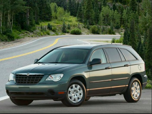 2007 Chrysler Pacifica Owners Manual