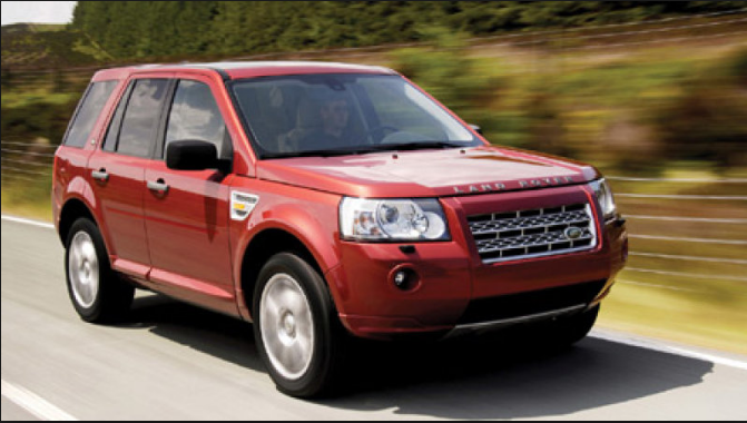 2007 Land Rover LR2 Owners Manual