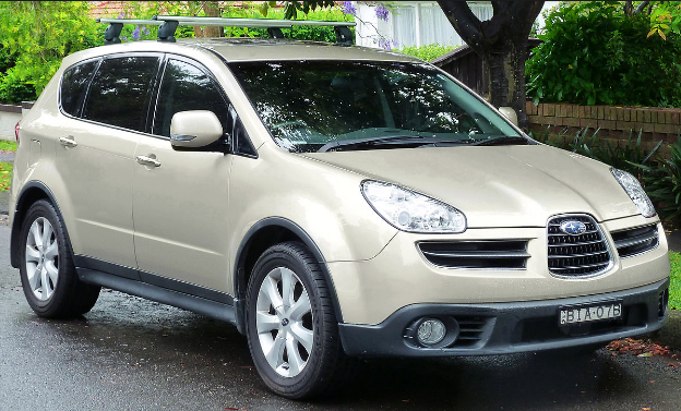 2007 Subaru Tribeca Owners Manual