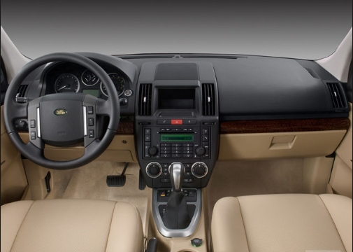 2009 Land Rover LR2 Interior and Redesign