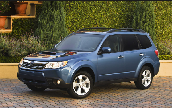 2009 Subaru Forester Owners Manual