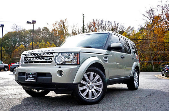 2013 Land Rover LR4 Owners Manual