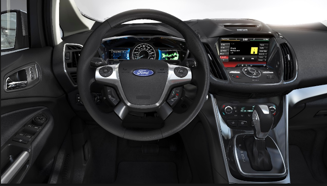 2014 Ford C-Max Interior and Redesign