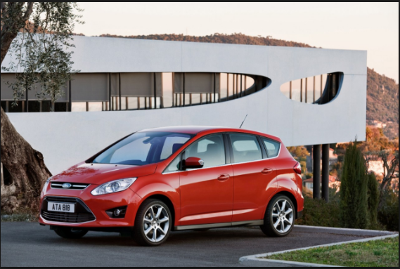2014 Ford C-Max Owners Manual