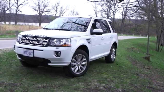 2014 Land Rover LR2 Owners Manual
