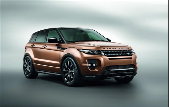 2014 Land Rover Range Rover Evoque Owners Manual