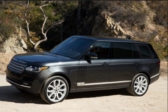 2014 Land Rover Range Rover LWB Owners Manual