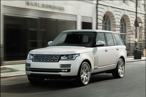 2014 Land Rover Range Rover Owners Manual