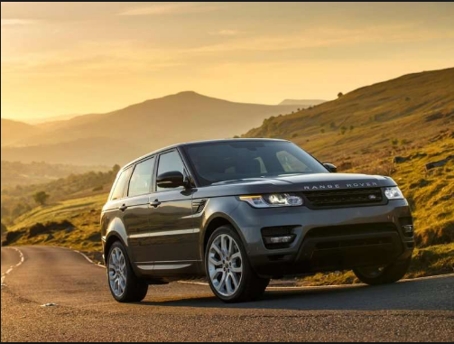 2014 Land Rover Range Rover Sports Owners Manual
