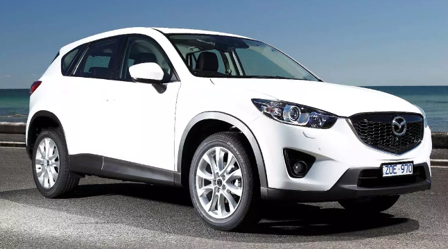 2014 Mazda CX-5 Owners Manual