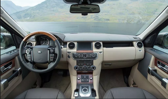2015 Land Rover Discovery Interior and Redesign