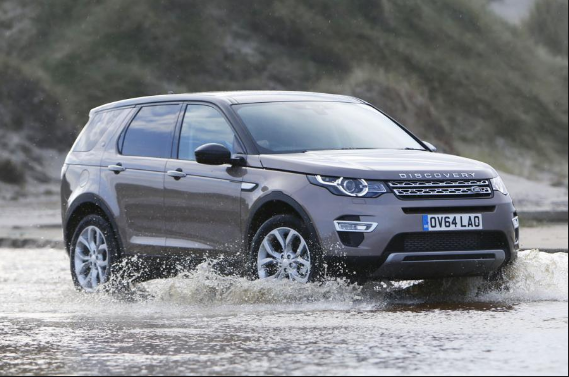 2015 Land Rover Discovery Owners Manual