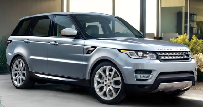2015 Land Rover Range Rover Owners Manual