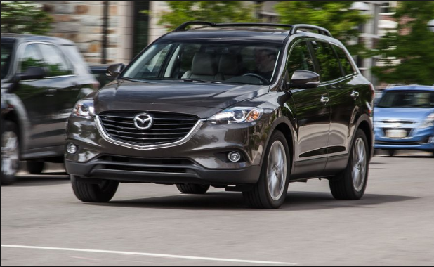 2015 Mazda CX-9 Owners Manual