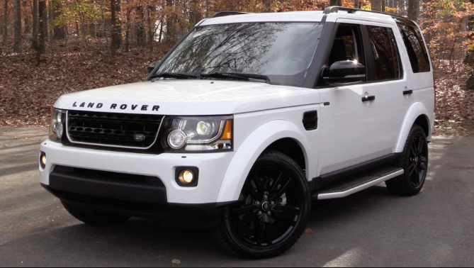 2016 Land Rover LR4 Owners Manual