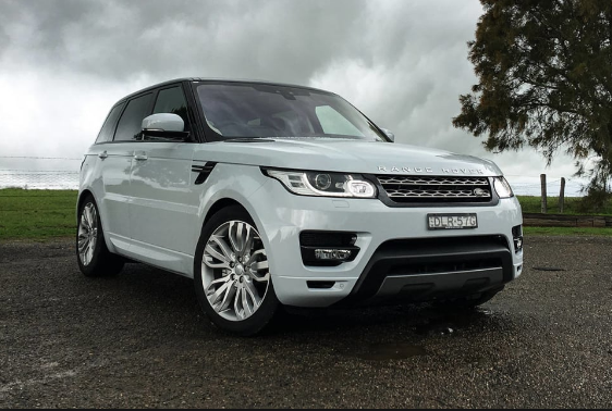 2017 Land Rover Range Rover Sports Owners Manual