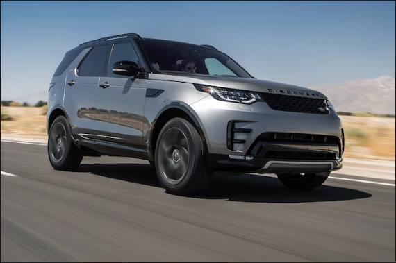 2018 Land Rover Discovery Owners Manual