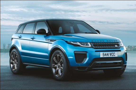 2018 Land Rover Range Rover Evoque Owners Manual