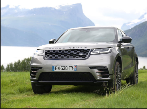 2018 Land Rover Range Rover Owners Manual