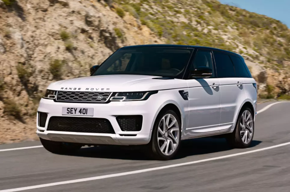 2018 Land Rover Range Rover Sports Owners Manual