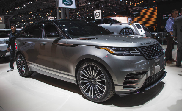 2018 Land Rover Range Rover Velar Owners Manual