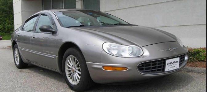 1999 Chrysler Concorde Owners Manual