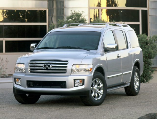2005 Infiniti QX56 Owners Manual