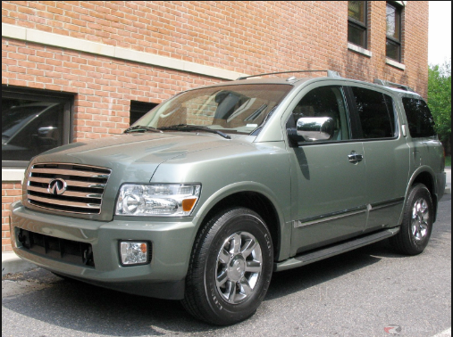2006 Infiniti QX56 Owners Manual and Concept
