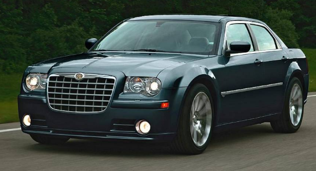 2009 Chrysler 300C Owners Manual
