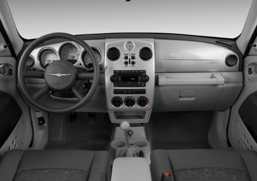 2009 Chrysler PT Cruiser Interior and Redesign